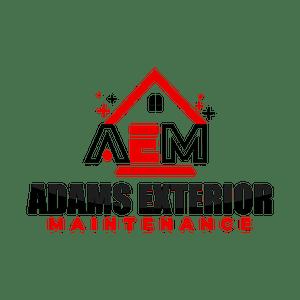 Adams Exterior Maintenance Logo Salem home maintenance services